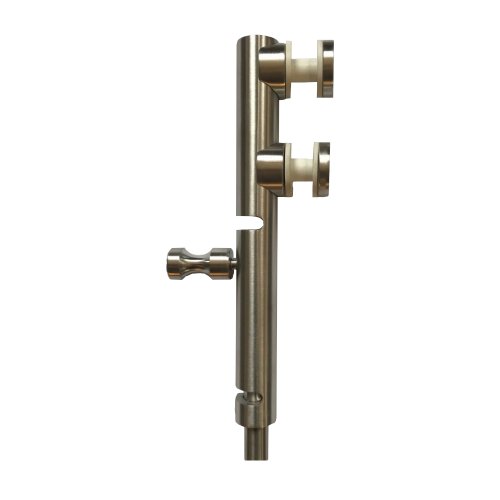 Stainless steel cane bolt
